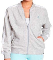 chaqueta - gris - puma - ref : 57507104