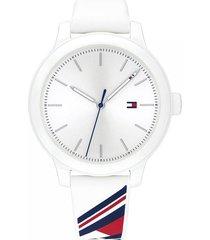 reloj blanco tommy hilfiger 1782231 - superbrands