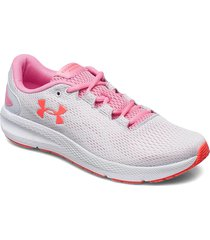 ua w charged pursuit 2 shoes sport shoes running shoes vit under armour