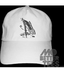 atcq black logo style dad hat a tribe called quest low end theory