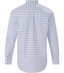 regular fit overhemd van 100% katoen van gant wit