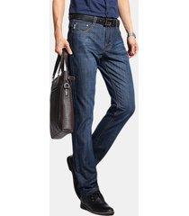 jeans denim con 3 tasche