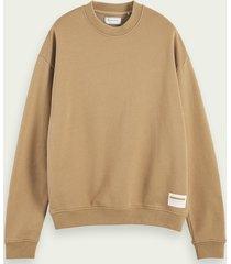 scotch & soda boxy fit sweater