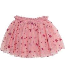 minifalda rosado  offcorss