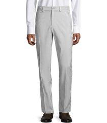 j. lindeberg men's flat-front pants - red bell - size 31 32