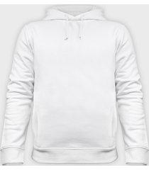 bluza organic z haftem - biała (gładka, bez nadruku)