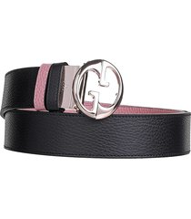 gucci gucci gg reversible belt