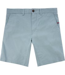 tommy hilfiger brookyln lightweight shorts - blue mw0mw09647