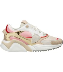 scarpe sneakers donna in pelle eze