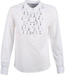 blouse cream mabel