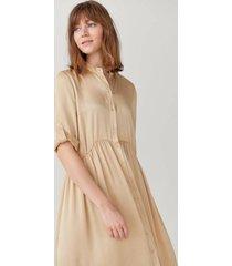 klänning woven dress