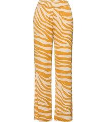 fabianasz pants casual broek oranje saint tropez