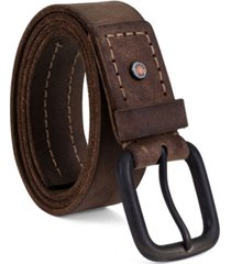 timberland pro 40mm double stitch belt
