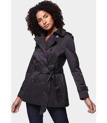 jaquetas e casacos miose feminino trench coat-cps03/16017