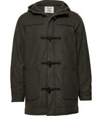 aksimon jacket parka jacka grön anerkjendt