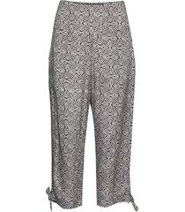 persika casual byxor grå masai