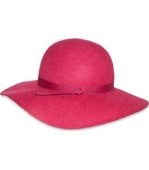 nine west wool felt floppy hat