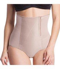 cinta modeladora feminina abdominal pós parto esbelt - feminino