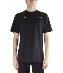 1017 alyx 9sm cotton t-shirt with double front logo