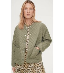 jacka ylva quilted jacket