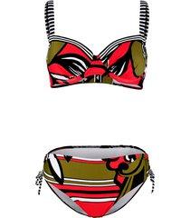 bikini opera rood