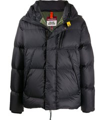 parajumpers casual padded jacket - blue