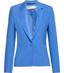 zella blazer blazer colbert blauw inwear