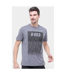 camiseta hd degradê masculina