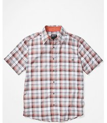 camisa syrocco ss naranja marmot