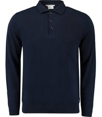 bue industry pullover rugby