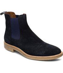 galvest shoes chelsea boots blå lloyd