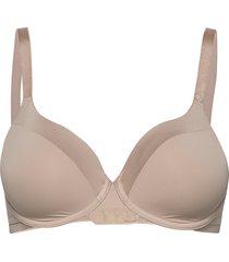 bra diva shiny matt lingerie bras & tops full cup beige lindex