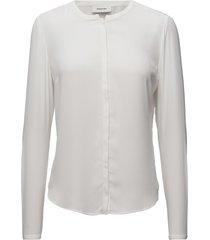 cyler shirt blus långärmad vit modström