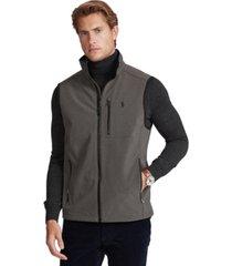 polo ralph lauren men's water-repellent softshell vest