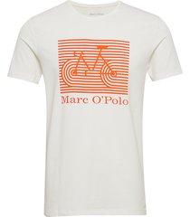 t-shirt, short sleeve, round neck, t-shirts short-sleeved vit marc o'polo