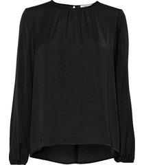moss copenhagen t-shirt 15249 felina zwart