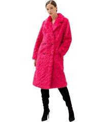 bouclè coat f320wc1013w13701
