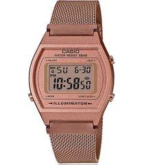 reloj rosa casio vintage