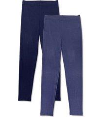 jenni 2-pk. leggings, created for macy's