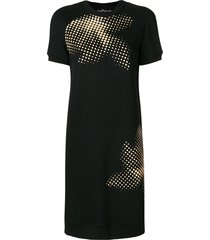 ioana ciolacu loose fit dress - black