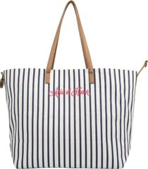 cathy's concepts maid of honor overnight tote
