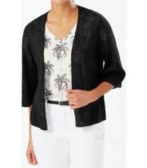 tommy bahama bell sleeve cardigan