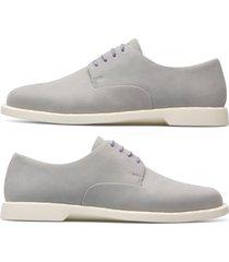 camper twins, zapatos de vestir mujer, gris , talla 42 (eu), k201003-003