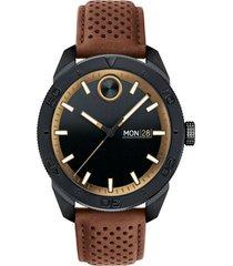 reloj bold movado modelo 3600496 marrón