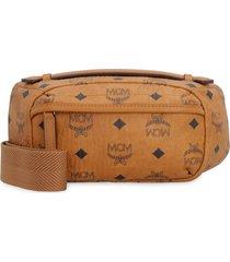 mcm visetos shoulder bag