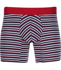 boxer rojo-blanco-azul facol