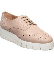 ferraz_sty snörade skor låga beige unisa