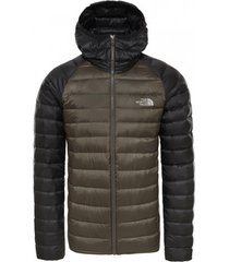 donsjas the north face trevail hooded jack