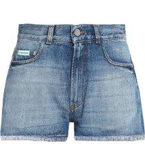 classic denim shorts