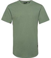 onsmatt life longy ss tee noos t-shirts short-sleeved grön only & sons